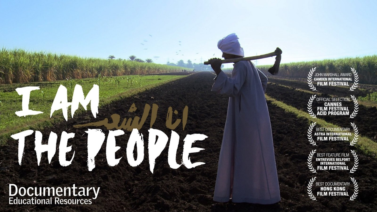 I am the People - The Struggle for Democracy in Egypt